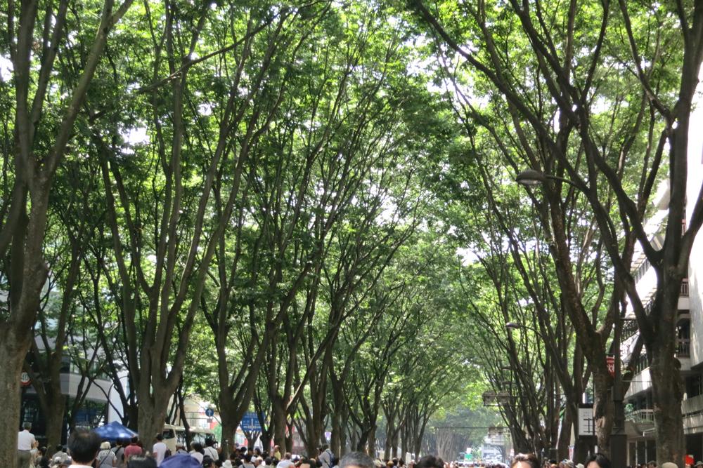 定禅寺通りストリートジャズフェスティバル